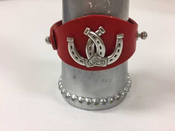 Double Your Luck Bracelet, Equestrian Style Tack Store