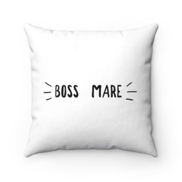 Boss Mare Square Pillow
